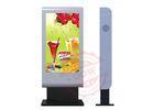 China 60 Sunlight Readable Monitor Outdoor Digital Signage Kiosk 3600w High Brightness on sale