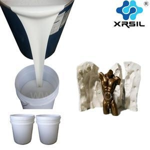 China Platinum Cure Silicone Epoxy Resin Arts & Ornaments XRSIL on sale