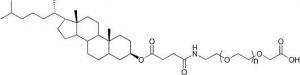 China CLS-PEG-COOH ; CLS-PEG-AA ; Cholesterol-PEG-Acetic Acid on sale