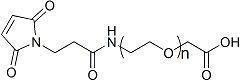 China Mal-PEG-COOH ; Mal-PEG-AA ; Maleimide-PEG-Acetic Acid on sale