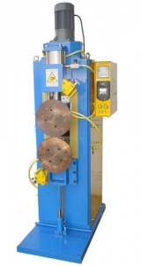China DS AC resistance seam welding machine on sale