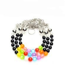China Innovative High-end Luxury Cat Eye Stone Steel Wire Pet Cat Dog Collar and Leash on sale