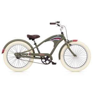 China Bikes Electra Tiger Shark 1 (20-inch) - Boy's on sale