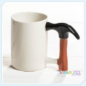 China Special Handle Mugs on sale