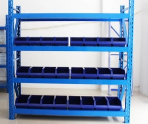 China Boltless Shelving for Light Storage on sale