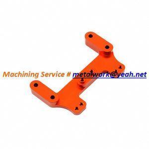 China Precision Aluminum 6061-t6 Cnc 3D Milling Parts on sale