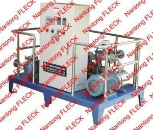 China FLECK Emulsifying Machine of Diesel Oil on sale