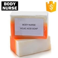 China Wholesale Malaysia Germicidal Whitening Skin Tightening Kojie San Kojic Acid Soap on sale