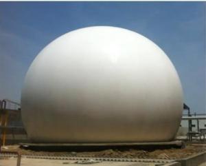 China Double Membrane Gas Storage Tank on sale