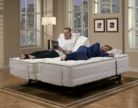 China Med-Lift Sleep Ezz King Size Adjustable Electric Bed on sale