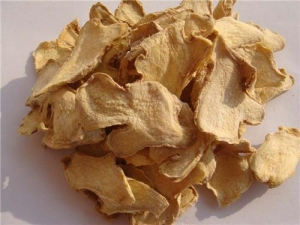 China Dehydrated Ginger Flakes on sale
