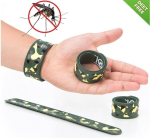China Silicone Mosquito Repellent Silicone Bracelet,Best Summer Gift for Children on sale