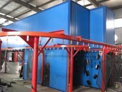 China ovens powder coating equipment on sale