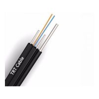 1-4 core Fiber to the home aerial drop cable(self support FTTH)