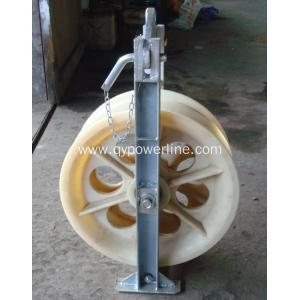 China Cable pulley block on sale