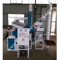 China MLNH 15 Complete Set Rice Milling Equipment on sale