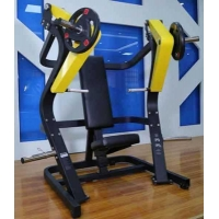 Plate Loaded Chest Press Machine No. AXD-705 fitness equipment