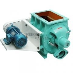 China Blow-through Rotary Airlock Valve on sale