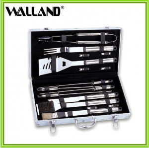China Small Stainless Steel Barbecue Grills with Carrying Bag on sale