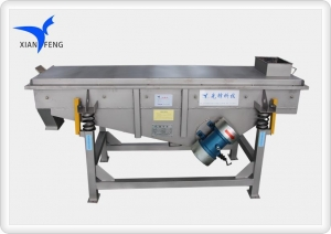 China XFZ Linear Vibrating Screen on sale