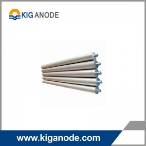 China Sacrificial Magnesium Rod Anode for Water Heater Boiler and Tank on sale