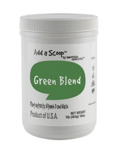 China Add A Scoop - Green Blend on sale