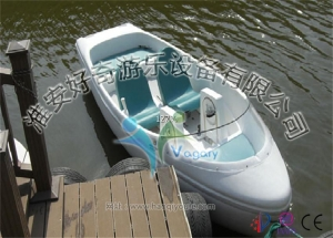 China China supplier water electric pedal boat for sale on sale