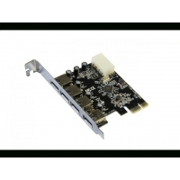 China Networking USB 3.0 4-port PCI Express Card EN-PCIE-4UI on sale
