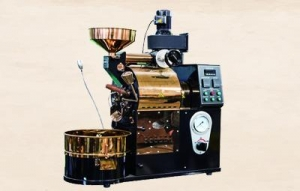 China Bideli 2kg (200-2500g) Commercial Shop Coffee Roaster Machine on sale