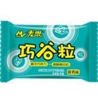 Choco-grain yogurt flavor