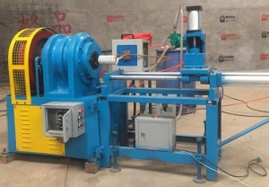 China Hydraulic Taper Pipe Forming Machine on sale