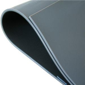 China High Temperature Silicone Sheet For Solar Panels Laminator on sale