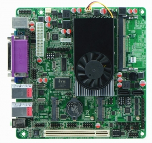 China Intel Atom D2550 mini itx motherboard ATX PSU on sale