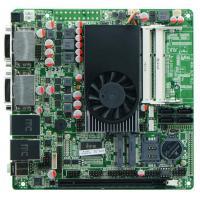 China AMD A6-4455M mini itx motherboard DC12V on sale