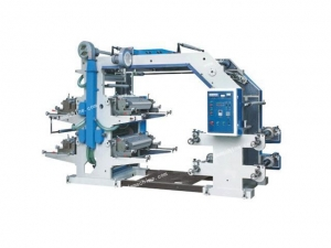 China Roll to Roll Flex Printing Machine on sale