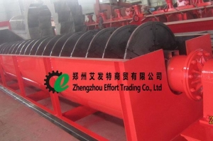 China Spiral sand washer on sale