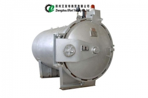 China Rubber Autoclave on sale
