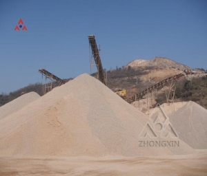 China 300-450tph Iron Ore Stone Crushing machines Plant ore production plant In Chile on sale