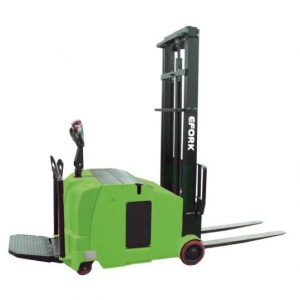 China Counter-Balanced Weight Electric Stacker on sale