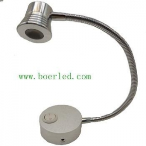China 2W HOTEL BED READING LAMP LED on sale