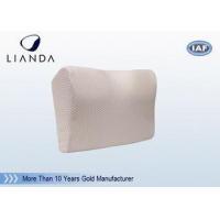 Butterfly Shaped Memory Foam Pillows Velvet Fabric for Health Care