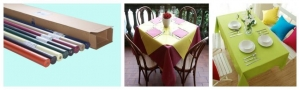 China Nonwoven table cloth on sale