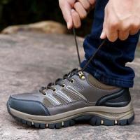 professional trekking climbing shoes wholesale,new model mountain shoes in jinjiang supplier