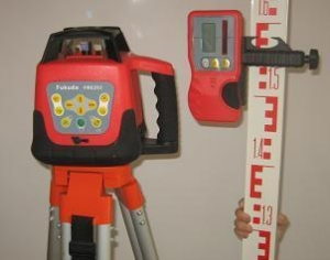 China Automatic Level Set Rotary Laser Level - FRE203 set on sale