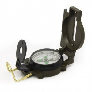 China Military Style Marching Lensatic Compass on sale
