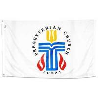 China Presbyterian Church Flag Banners 3' x 5' / 90x150cm on sale