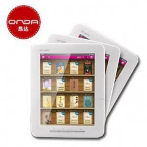 China Digital Players English Onda 4G ebook 8 inch on sale