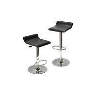 PVC Swivel Bar Stool