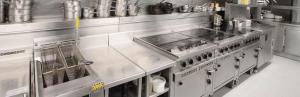 China Restaurant Kitchen Equipment on sale