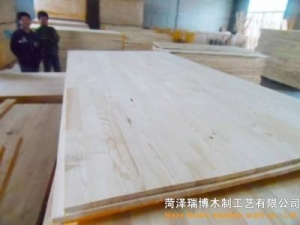 China 12/15/18 mm Pine Finger jointed board on sale